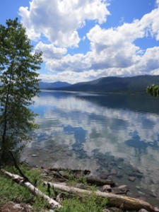 Lake McDonald Reflections_sm
