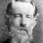 Andrew Jackson Walton (1835-1905) is Dennis's grandfather.  About 1874 perhaps on the occasion of his marriage.